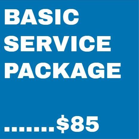 Bike Repair Basic Service Package