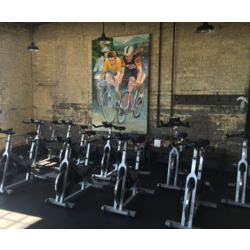 2 Rivers Spin - Friday 8:30 a (starts 11/1) - 6 weeks