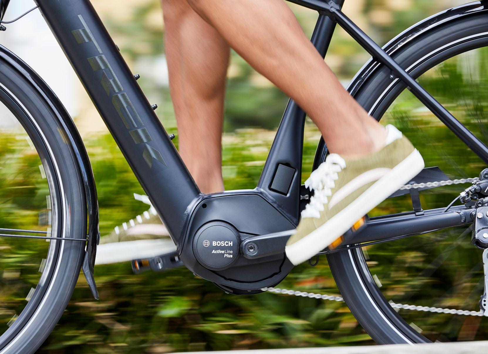 how do e-bikes work