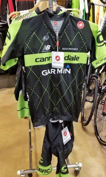 Castelli Cannondale Garmin Team 2.0 Jersey