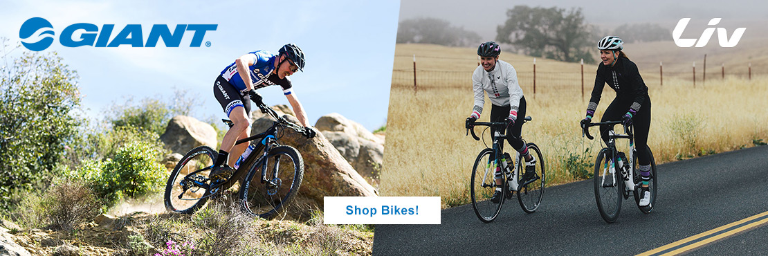 Giant and Liv Bicycles