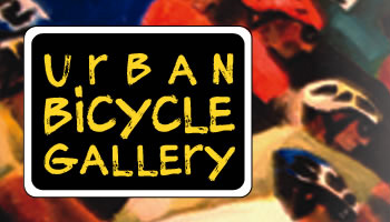 Urban Bicycle Gallery Logo