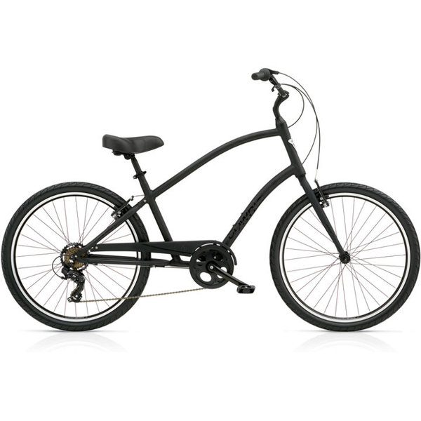 Electra Townie Original 7D Color: Matte Black