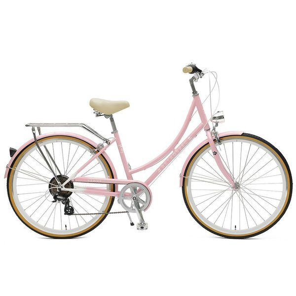 Retrospec Venus-7 Step-Thru Seven-Speed City Bike