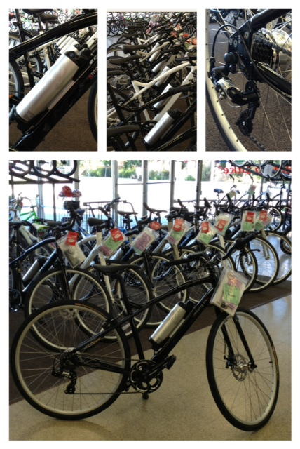 We carry Electric Bicycles! Walt's Cycle, Sunnyvale, CA