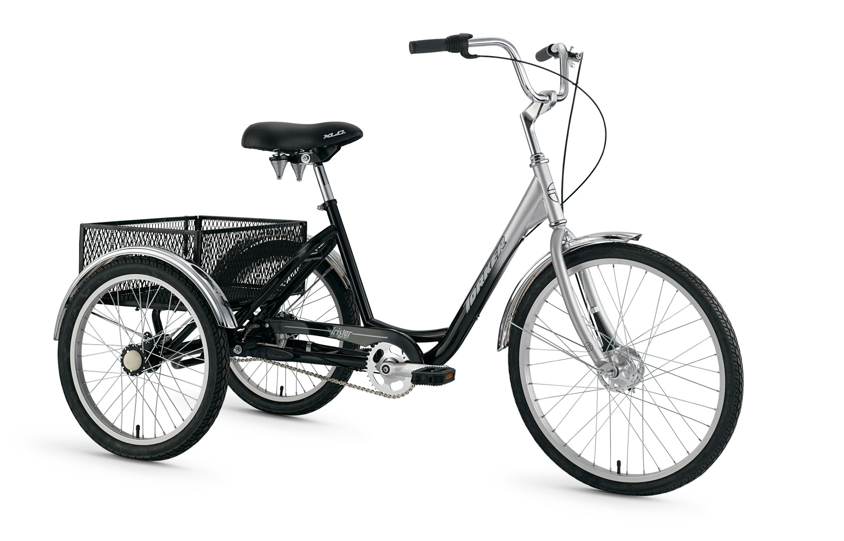 Summit Industrial Trike 500lb Load Capacity! Walt's Cycle, Sunnyvale, CA
