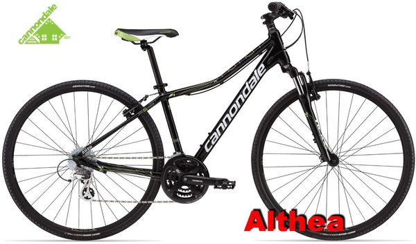 Goodale's Bike Shop Rental Request: Althea 2