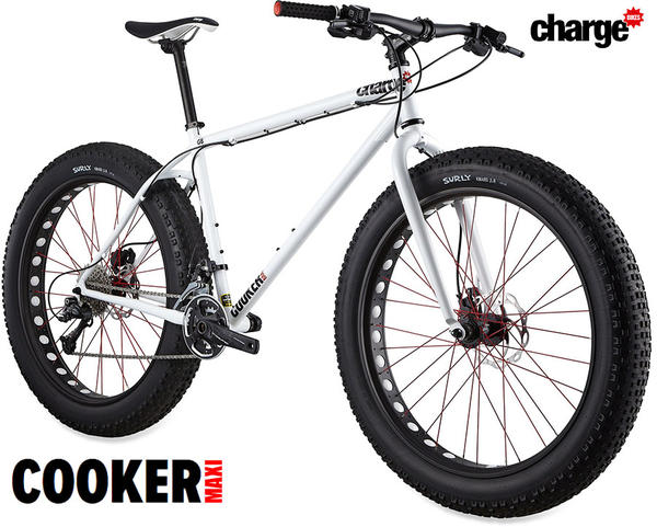 Goodale's Bike Shop Rental Request: Cooker Maxi