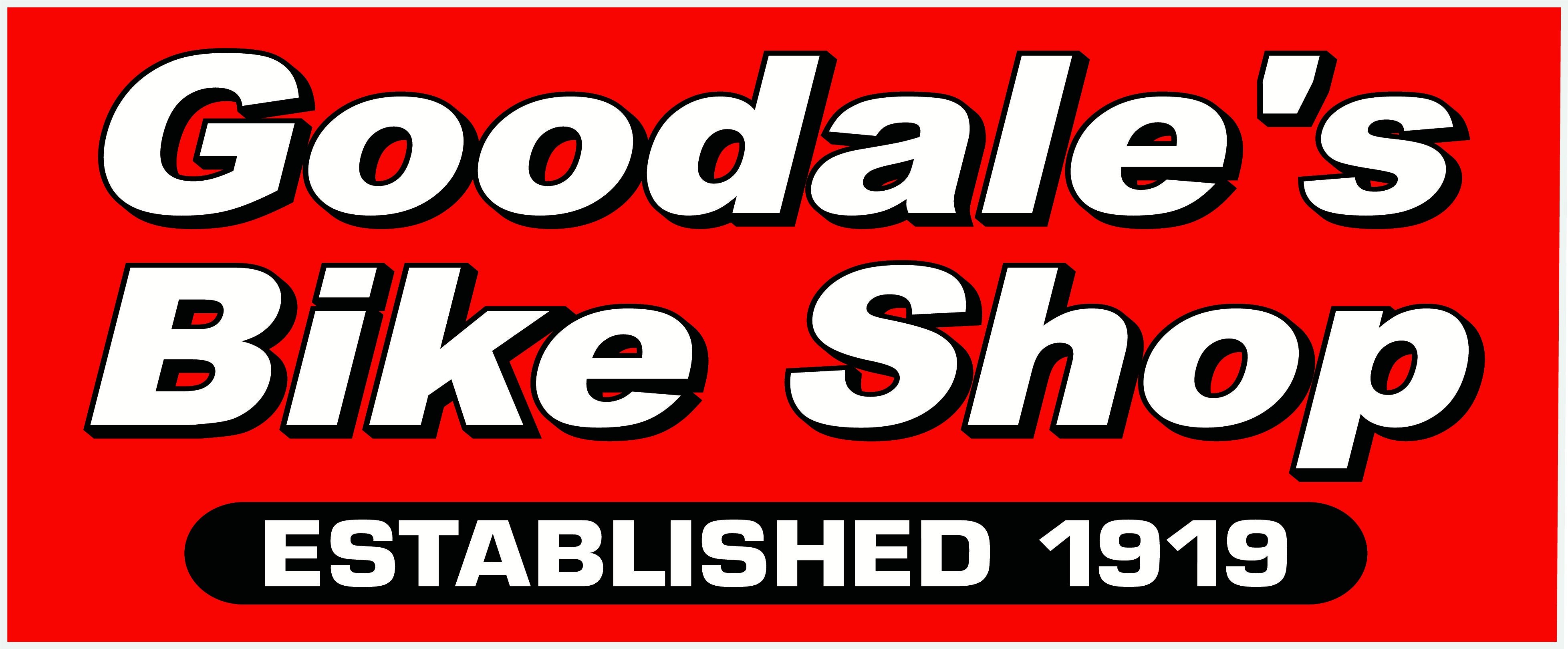 Goodale's Bike Shop homepage