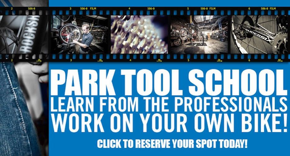 Park tool school sign up link