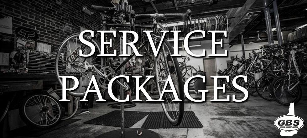 Bike Service at Goodales Bike Shop