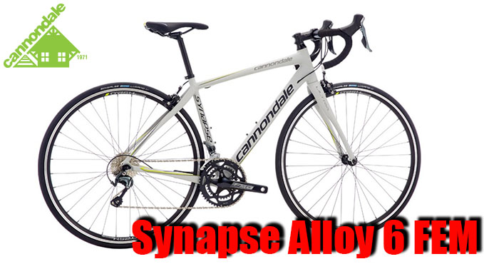 Women's Synapse Alloy 6 Bike Rental