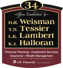 Weisman, Tessier, Lambert & Halloran Sponsor of the Veteran's Count Ride