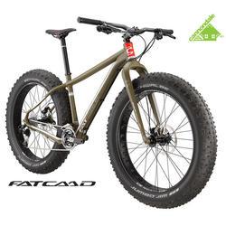Goodale's Bike Shop Rental Request: FAT CAAD 2