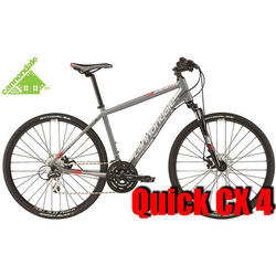Goodale's Bike Shop Rental Request: Quick CX 4