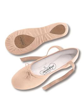 Revolution Canvas ballet Pink Shoe