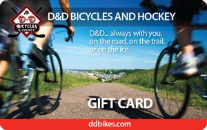 D&D Gift Card