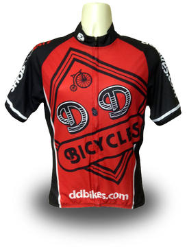 D&D Evolution Cycling Jersey