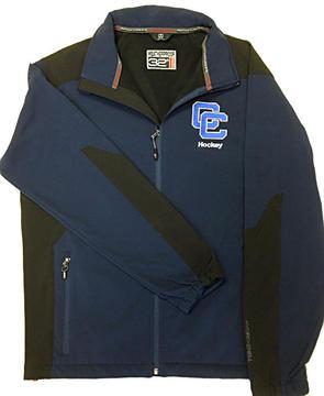 Detroit Catholic Central Closeout Weatherproof Soft Shell Jacket