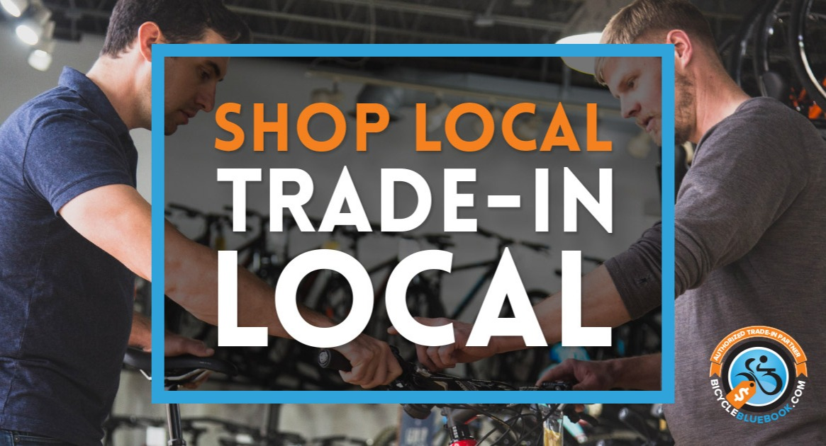 Shop local. Trade-in local at the Annual D&D Bike Swap in Waterford!