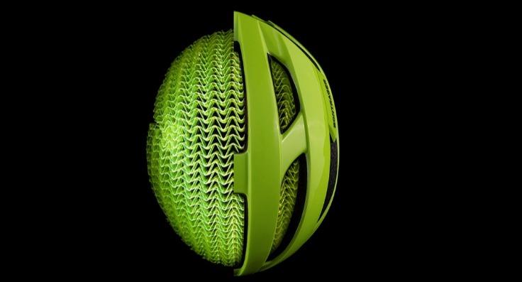 Bontrager Wavcel: The newest advancement in helmet technology.