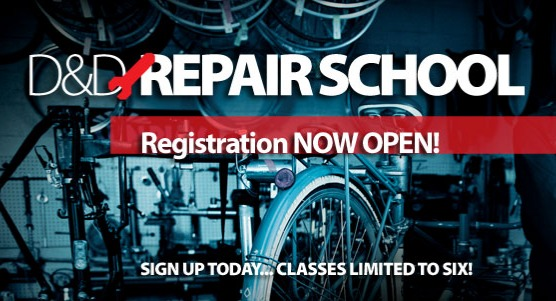 D&D Repair School