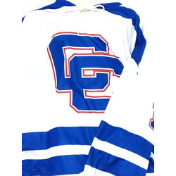Detroit Catholic Central Closeout Team Game Jersey - White