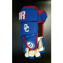 Detroit Catholic Central Customized Warrior Remix Hockey Gloves