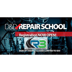 D&D R3 Cycling Exclusive Stop and Go Repair Class