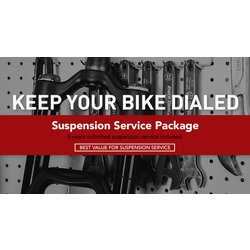 D&D Unlimited Suspension Service Package - 5 year