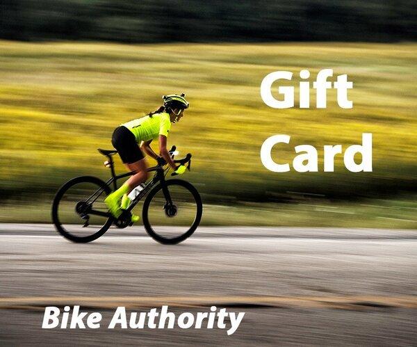 Bike Authority Gift Card
