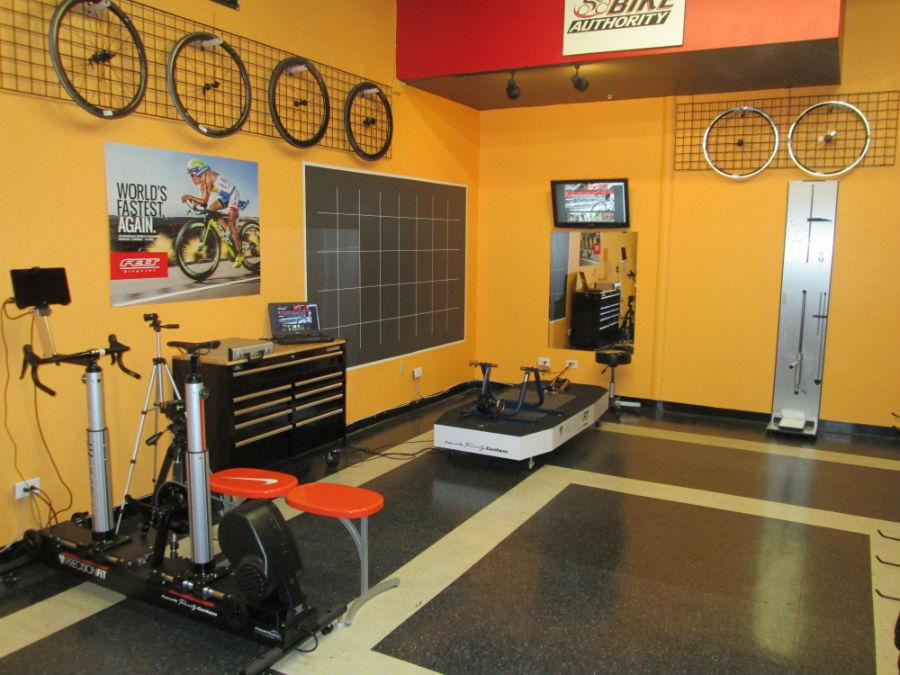 The Bike Authority Fit Studio