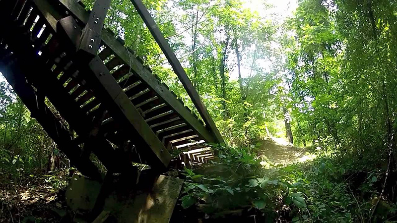 Vultures Knob Mountain Bike Trail Photo 6