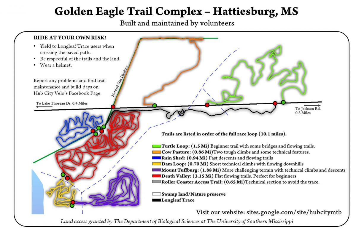 Tufburg Mountain Bike Trails