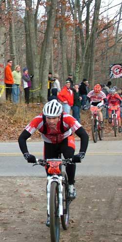 Brian Harris racing