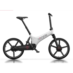GoCycle GS Electric bicycle