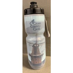 Cross Country Cycle Windmill/Lighthouse Water Bottle Insulated Purist 23oz