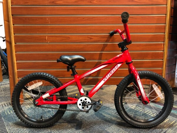 """Specialized USED Specialized Hotrock 16"""" Youth Red"""