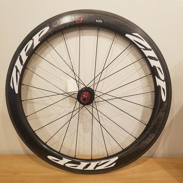 Zipp DEAL Zipp 404 Firecrest Tubular Carbon Rear Wheel