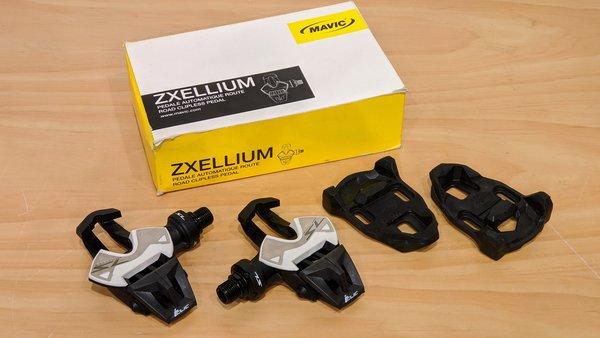 Mavic DEAL - Mavic Zxellium SL Pedals