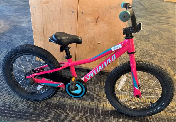 Specialized USED Specialized Hotrock 16-inch Coaster Pink