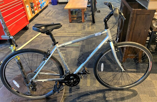 """Specialized USED Specialized Crossroads 19"""" Silver"""
