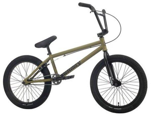 """Sunday Primer BMX Bike (21"""" Toptube)"""