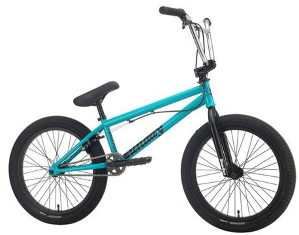"Sunday Forecaster Park BMX Bike (20.5"" Toptube)"