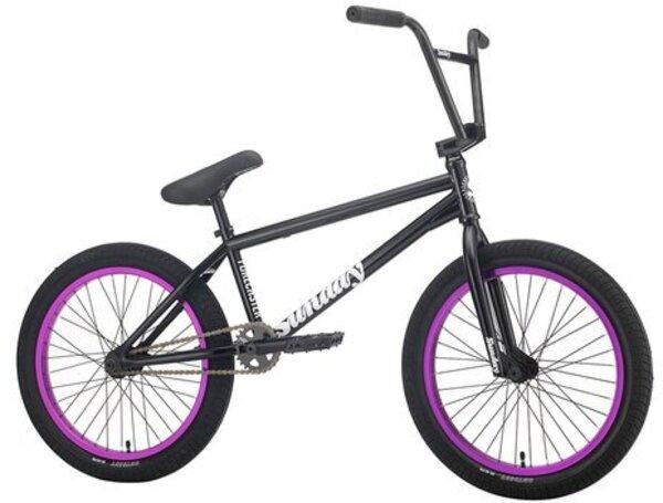 """Sunday Forecaster BMX Bike (Alec Siemon) (20.75"""" Toptube)"""