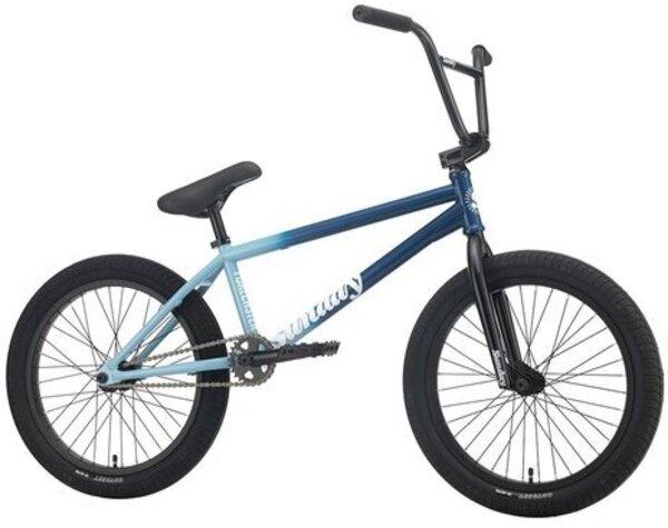 "Sunday Forecaster BMX Bike (Broc Raiford) (21"" Toptube) RHD"