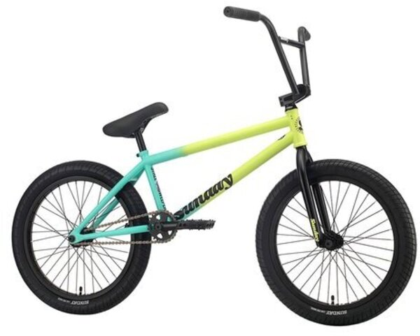 "Sunday Street Sweeper BMX Bike (20.75"" Toptube)"