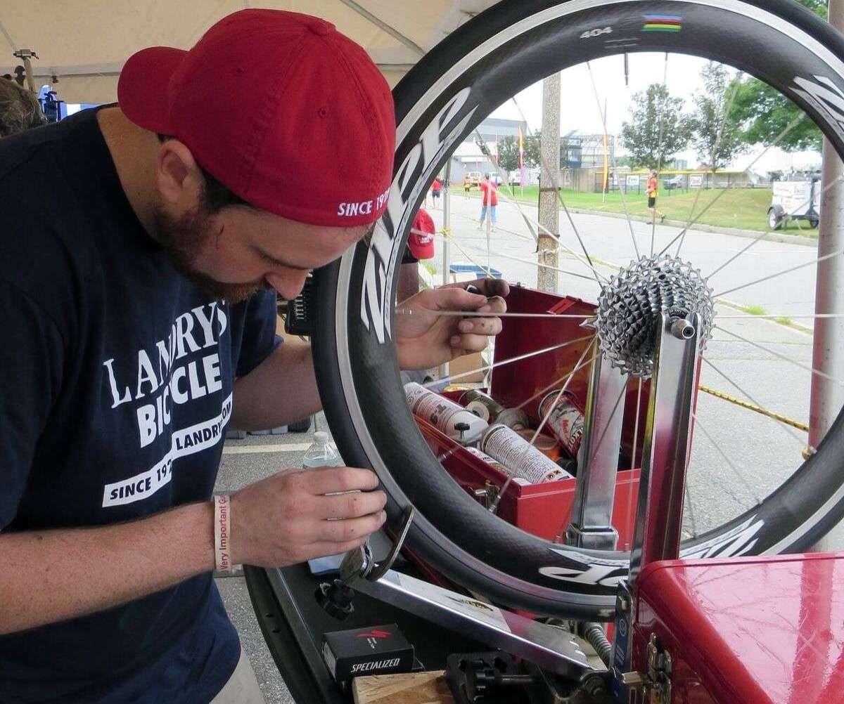 Free estimates on bike repair service