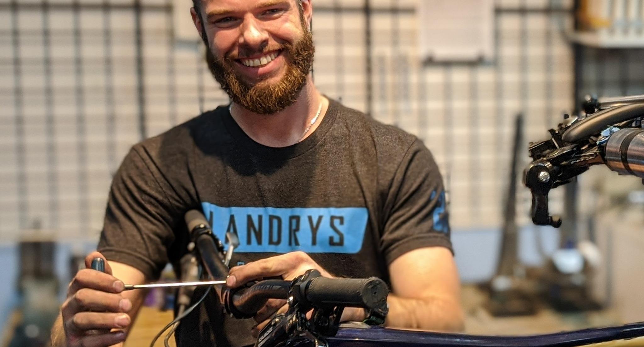 Bike Repairs at Landry's