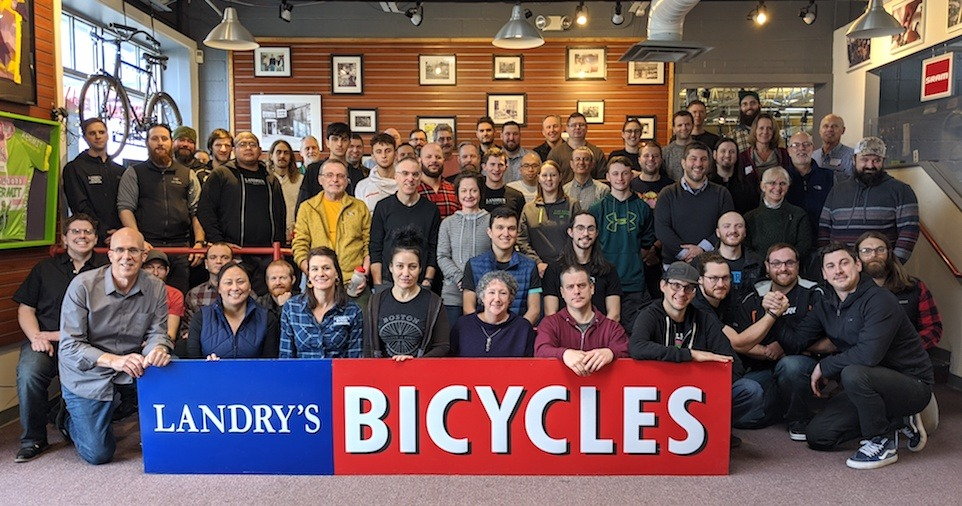 Landry's Bicycles Employees